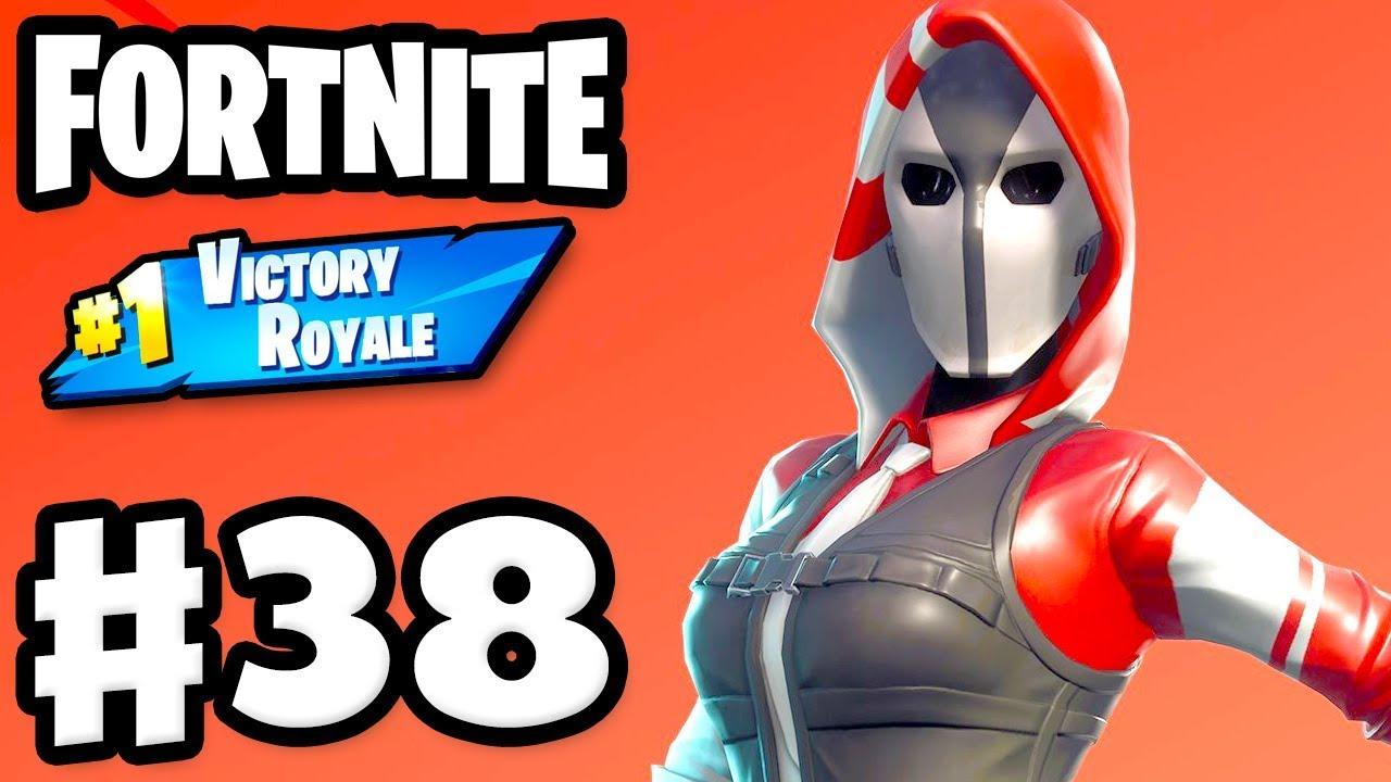 Download Ace Pack! 50v50 Solid Gold LTM #1 Victory Royale! - Fortnite - Gameplay Part 38