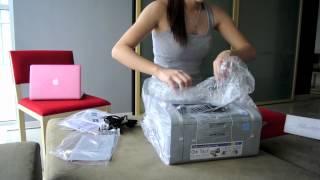 Samsung ML-2160 Printer Installation