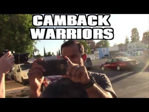 1st Amendment Audit, Scientology Valley Org W/ Johnny Five O: Camback Warriors