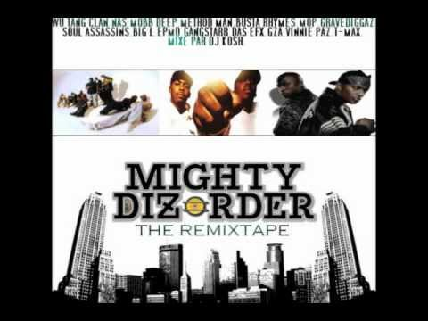 Wu-Tang Clan - Cream (Mighty Dizorder Remix)