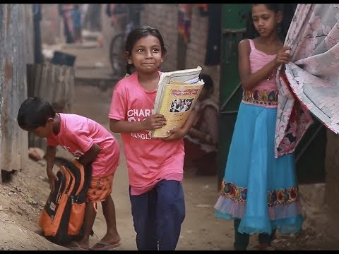 Charity Right | Meet Ria: A 7 year-old slum child in Dhaka