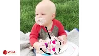 Cutest Chubby baby Fails By Doodle #2   Funny Baby Fails   Woa Doodles