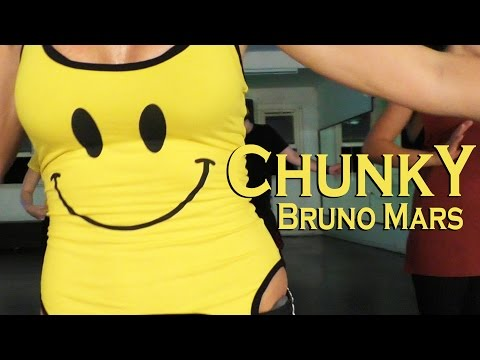 Chunky - Bruno Mars | Jasmine Meakin (Mega Jam)