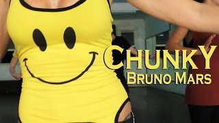 Chunky - Bruno Mars   Jasmine Meakin (Mega Jam)