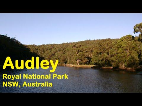 Audley - Royal National Park NSW Australia