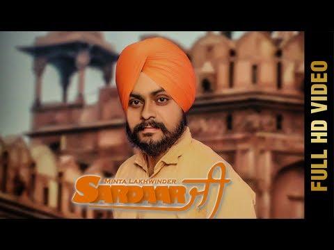 Sardar Ji (Full Video Song)   Minta Lakhwinder   New Punjabi Songs 2017   AMAR AUDIO