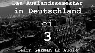 DAS AUSLANDSSEMESTER - Kapitel III: Im Zug - Alle Lektionen zu Kapitel III [Deutsch-Lern-Hörbuch]