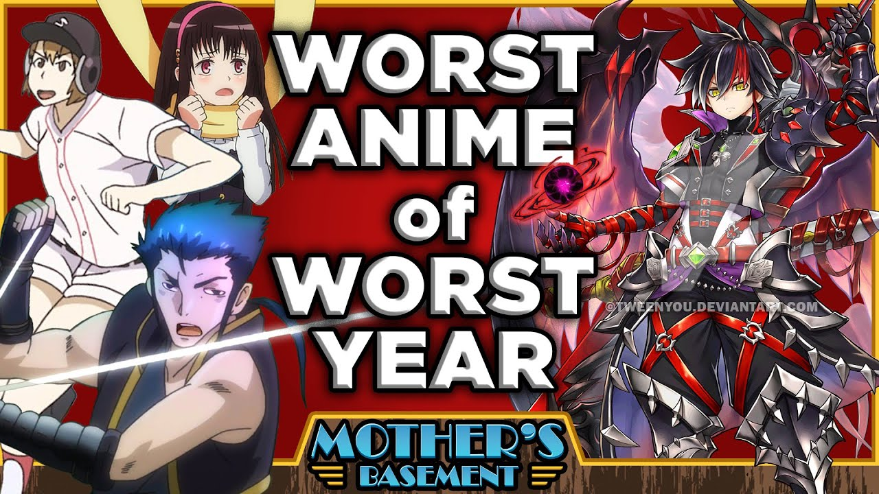 The Worst Anime of 2020