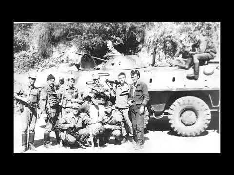 Нагорный Карабах. Дивизия Дон 100. Внутренние войска.