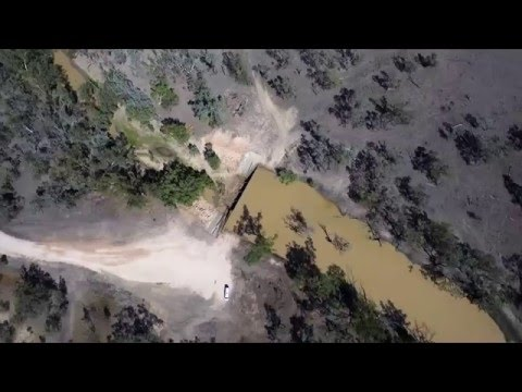 Is Qld cotton irrigation killing the Darling River