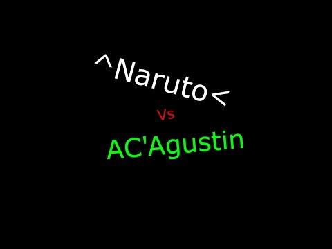 """#Naruto Vs """"AC""""Agustin    AnimeFlv      AgustinRaped    MTA SA1.5.8   PvPSniper  """