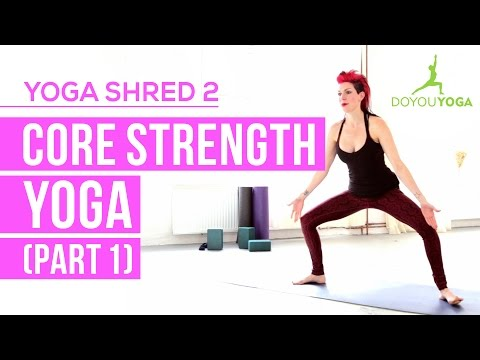 The 14 Day Yoga Shred Challenge with Sadie Nardini