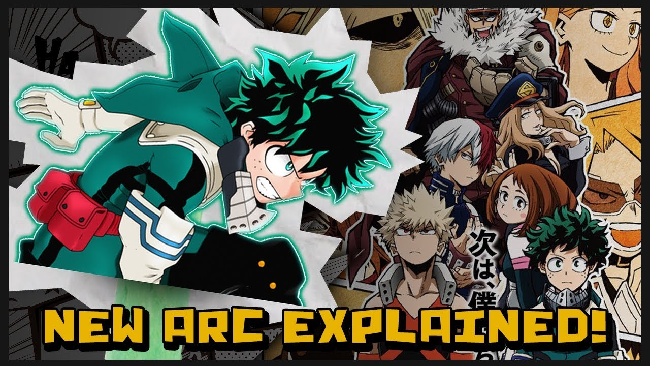 The Exams Have Started! Provisional License Arc Explained - My Hero  Academia Season 3 Part 2