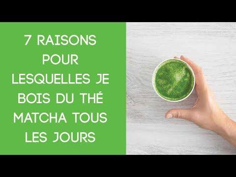 Le thé matcha est-il le meilleur thé vert au monde?