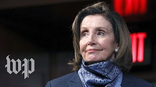 WATCH: Pelosi holds weekly news conference