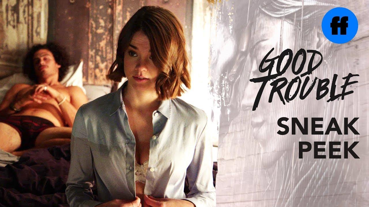 Download Good Trouble Season 1, Episode 7 | Sneak Peek: Is Gael Jealous? | Freeform