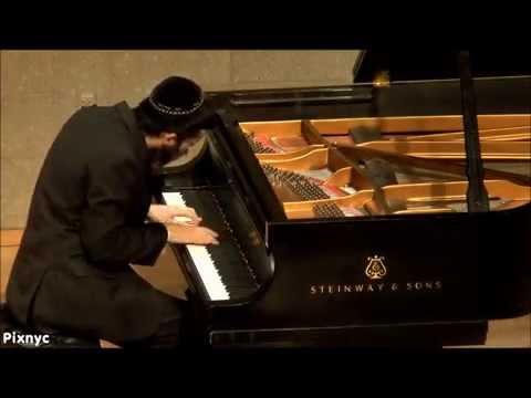 """Daled Bavos"" Niggun of the Alter Rebbe - Pianist Mikhail Pais"