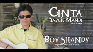 Cinta Sabun Mandi Jaja Miharja Cover Boy Shandy