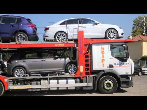 Help ! Transport de véhicules, dépannage automobile à Nice et en Europe