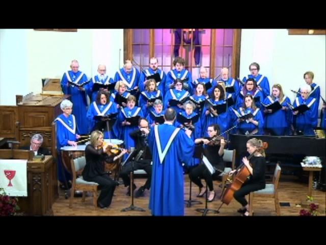 April 9, 2017 Palm Sunday Cantata