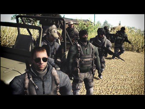 AMERICAN CIVIL WAR - Red Rising Mod Gameplay