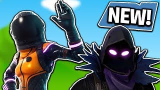 Brand New Skins! Fortnite Battle Royale (PS4 Pro)