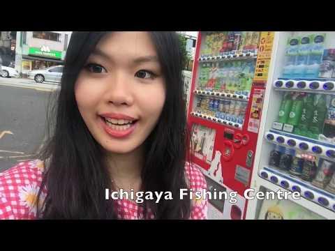 Ep 221:Tokyo Japan Travel Vlog |Mt Fuji, Meiji Jingu, Ichigaya Fishing Centre & more!