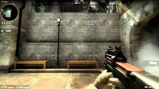 CS:GO Weapon Animations - Sub-Machine Guns (SMGs)