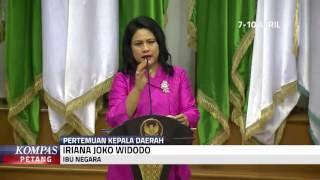 Gambar cover Pertemuan Ibu Negara & Istri Kepala Daerah
