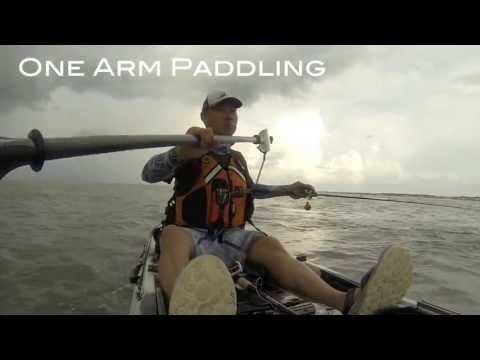 One Arm Paddling