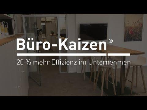 Büro-Kaizen® | 20% mehr Effizienz im Unternehmen