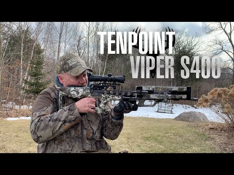 Review: TenPoint Viper S400 Crossbow