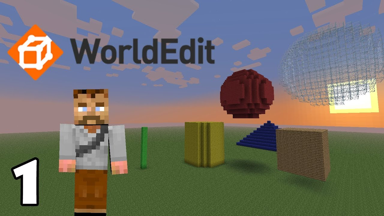 Modexio - WorldEdit