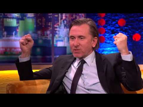 Tim Roth on The Jonathan Ross Show | 27 February 2016