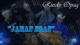 Jaman Edan cover - Rusdy Oyag Voc.Ican Pusang