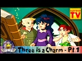 Ultimate Book of Spells | Episode 1 | Three is a Charm | Part 1