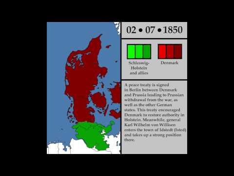 First Schleswig War [1848-52]