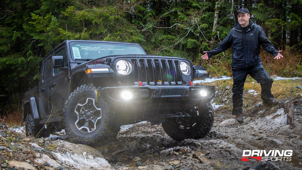 2021 Jeep Gladiator Rubicon Diesel Road and Trail Review