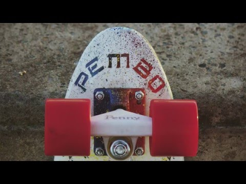 Home Customized Penny Board