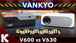 VANKYO V630 In-Depth Projector Review | Compared To The V600