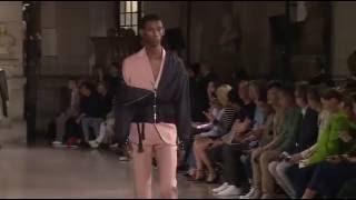 Maison Margiela – MENSWEAR collection Spring/Summer 2017 in Paris