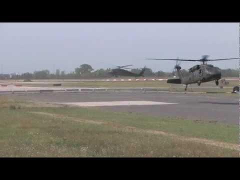 81st Civil Support Team Black Hawks