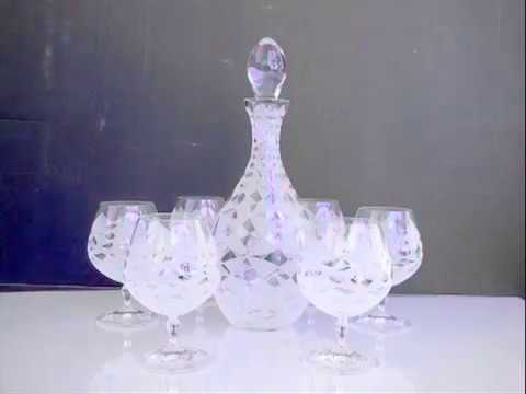 アートガラスガラス製品