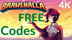 Codes For Brawlhalla 2020 | 4K special