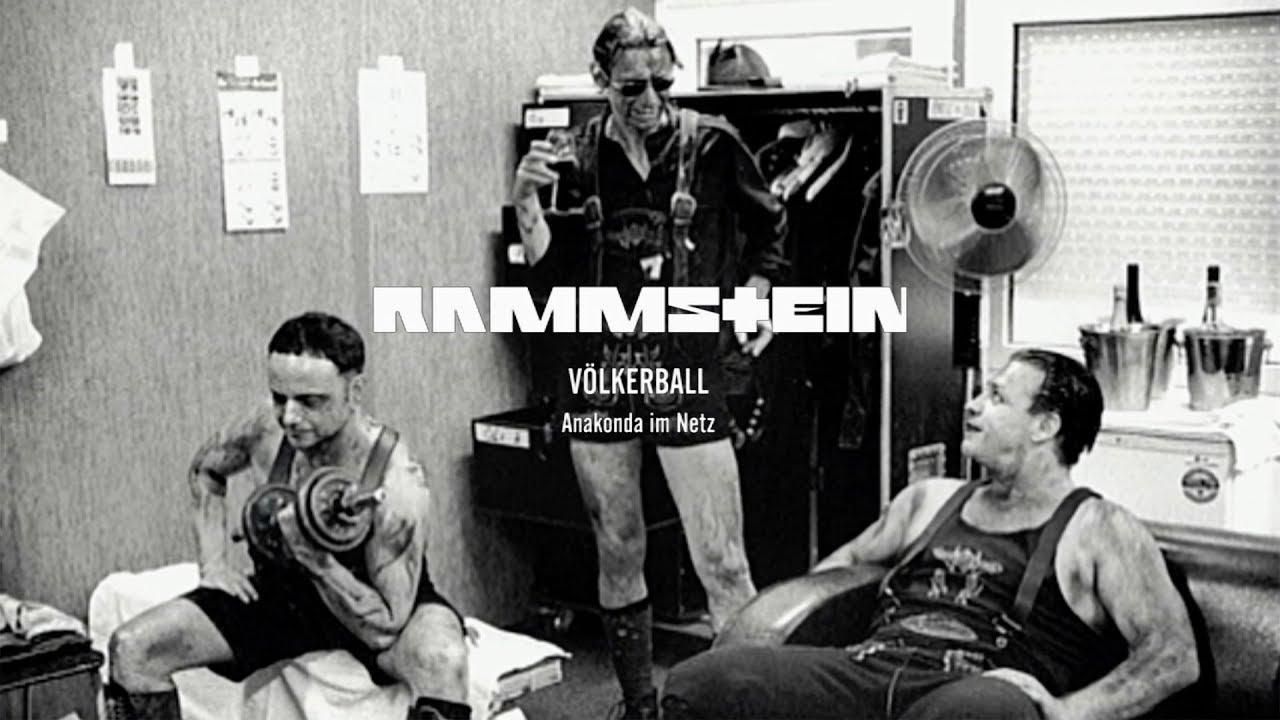 Rammstein - Anakonda im Netz (Official Short Version)