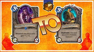 Hearthstone: From Quest To Chest Warrior