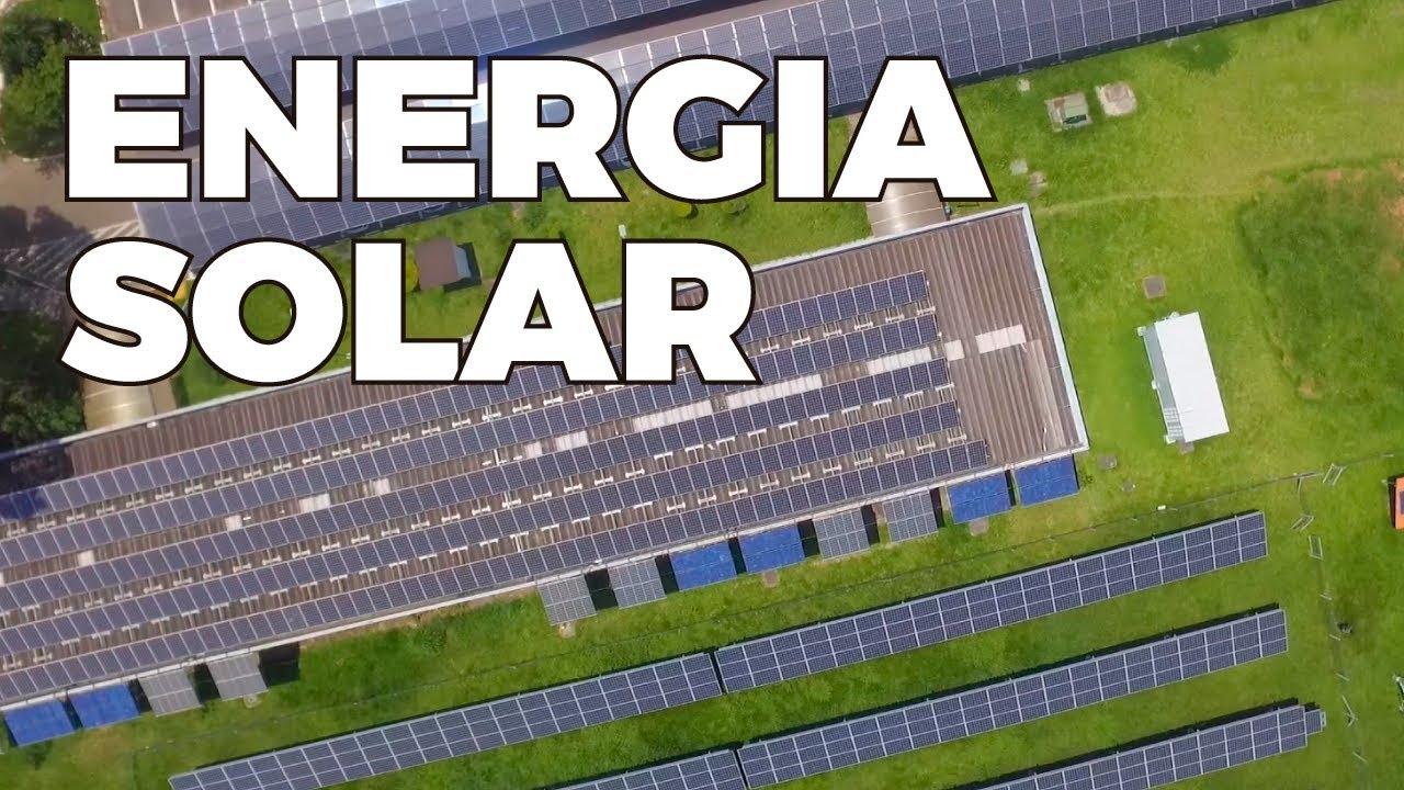 ENERGIA SOLAR FOTOVOLTAICA: O FUTURO DAS INSTALAÇÕES ELÉTRICAS
