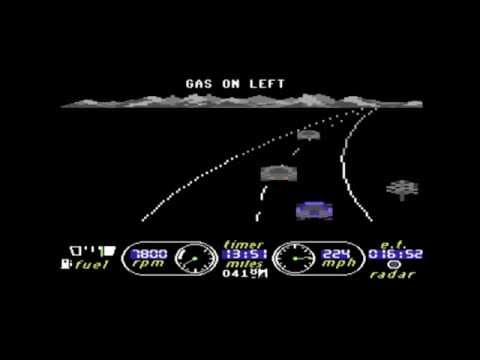 C64-Longplay - Great American Cross Road Racing