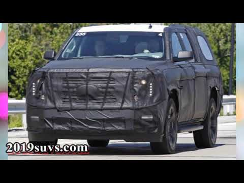 Redesign Details – What Will The 2020 Chevy Tahoe Look ...