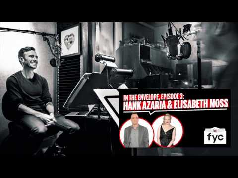 In the Envelope: An Awards Podcast - Episode 3 - Elisabeth Moss & Hank Azaria